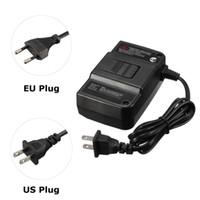 Adaptador de cargador de CA de carga de la pared de la cobertura de la UE para la UE para el adaptador de la fuente de alimentación N64
