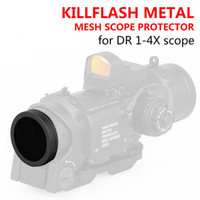 Nuovo arrivo Tactical 32mm KillFlash Metal Metal Maglia Protector per la protezione per scope DR1X-4X Uso CL33-0084