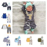 3pcs set Children Clothing Sets Autumn Boys Clothes Boy Girl...