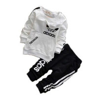 AD baby boys girls track suit kids brand tracksuits kids coa...