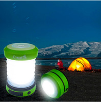 Solar LED Camping Light Outdoor USB Rechargeable Flashlight ...