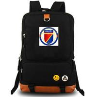الاتحاد Daypack حقيبة هايتي حقيبة Haitienne البلاد المدرسة فريق كرة القدم حزمة يوم حقيبة الحاسوب المدرسية على ظهره الرياضة في الهواء الطلق