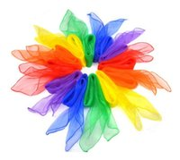 Candy Farbe Schals für Frauen Chiffon Eleganter Schal Sonnenschutz Transparent Damen Foulards Schal Perfekte Leistungen Requisiten