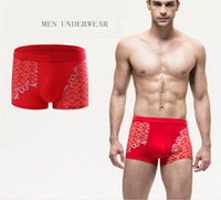Best Men Underwear Black Men' s Boxers Hombre Sexy Gay C...