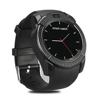 V8 Smart Watch Bluetooth Watches Android with 0. 3M Camera MT...