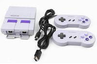 Die neue Super Mini Game Console kann 660 Classic Games SNES NES PAL NTSC und mit Einzelhandelskästen speichern