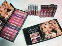 New CIATE LONDON Liquid Lipstick Makeup Glitter Flip Transfo...