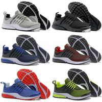 new product a57c2 3021e Spedizione gratuita 2017 Presto Blackout scarpe da corsa Presto bianco nero  blu rosso sport scarpe da corsa presto scarpe sneaker