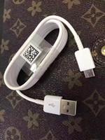 الشحن السريع 1M 3FT S8 Type-C Cable 2A USB Micro Charger Cable cable for Samsung S8 edge Note8 Huawei Google etc