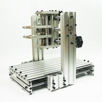 Gravür Makinesi DIY CNC 3020 Çerçeve Metal CNC Router / Gravür Sondaj ve Motorsuz Freze Makinesi