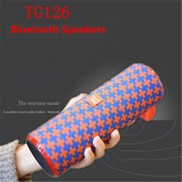 TG126 Bluetooth Wireless Speakers Subwoofers Handsfree Call ...