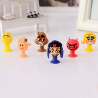 60pcs lot good Cupule kids Cartoon Animal Action Figures toy...