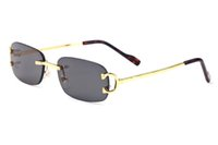1pcs wholesale Brand designer sunglasses men women High qual...
