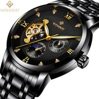 Reloj Hombre Men Watches Automatic Mechanical Watch Business...