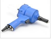 Pistolet pneumatique à riveter type pistolet, outils hydrauliques à rivets pneumatiques, outils de rivetage pneumatique