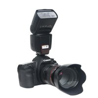 Luz WANSEN WS-560 Flash de Luz LED Speedlite para Nikon D3100 D5000 D5000 D5000 D5200 D7100 Canon Olympus Pentax Modelo Universal