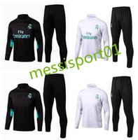 real madrid soccer Tracksuit and pants Ronaldo ISCO MODRIC t...