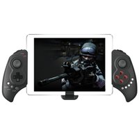 Telescopic game handle tablet PC mobile game handle bluetoot...