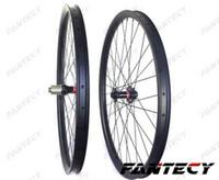 شحن مجاني 27.5er لايحتاج الدراجة الجبلية عجلات الكربون 40 ملليمتر العرض 30 ملليمتر عمق mtb dh الكربون العجلات مع الانتهاء ماتي ud