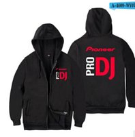Pro Design Hoodies Mens Clothing Hooded Cardigans Zipper Up ...