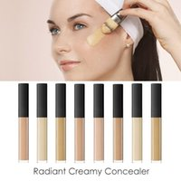TOP Бренд Radiant Creamy Concealer Facial Foundation 100% Perfect All Day Concealers 6 цветов CHANTILLY VANILLA HONEY CUSTARD BUSCUIT GINGER
