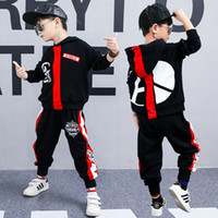 Boys Clothes Sets Children Sportswear Outifits Newest Autumn...