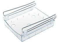 ل مشتر كبير المطبخ الثلاجة انزلاق درج الفضاء التوقف المنظم الثلاجة تخزين الرف الرف حامل درج