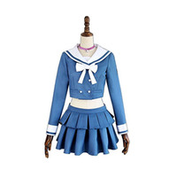 Danganronpa Cosplay Costume Tenko Chabashira Dress Halloween...