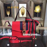 New High Quality Fashion Women Genuine Leather Handbags Shou...