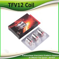 Authentic TFV12 Coil Head New AB Code V12 T12 T8 T6 Q4 X4 Du...
