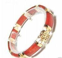 2016 nuovo di Pechino, braccialetto gemma Cina Nuovo bellissimo gioiello gemma gemma rossa