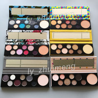Makeup Girls Collection eyeshadow palette Highlighter 6 styl...