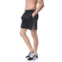 Men Sports Running Football Shorts Outdoor Fitness Exercise ...