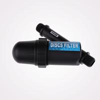 120 Mesh Disc Filter 3/4 Pouce Irrigation filtre Mâle BSP Connecteur Agriculture Jardin Agriculture Eau Filtre Y