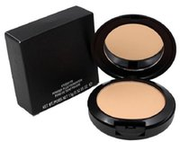 Base de maquillaje mate Marca de maquillaje Studio Fix Powder Cake Fácil de usar Face Powder Blot Polvo prensado Sun Block Foundation 15g NC NW