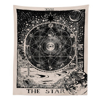 1pcs 150x130cm Large Tapestries Cover Tarot Style Wall Hangi...