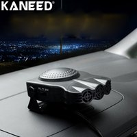 KANEED Electric Car Heater Defroster DC 12V 150W Cold Warm D...