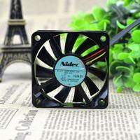 Para original NIDEC D06R-24SS1 04B 6cm 24V 0.12A 6015 ventilador inversor de tres líneas