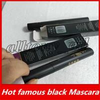 حار ماسكارا العلامة التجارية الشهيرة ، رمش كريم ، أسود إحساس ماسكارا مضادة للماء ، ومع الشحن السريع