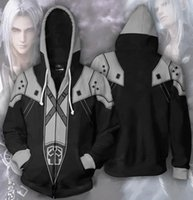New Fashion Couples Unisex The Black God Of War Cosplay 3D Print LoveMarvel Sport Zipper Zip Up Hoodies Giacca U1
