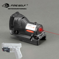 Tactical 5MW Red Laser Sight Sight Scope Dot per G17 19 23 22 21 37 31 20 34 34 35 37 38 Pistol Rifle Airsoft Hunting