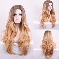 Z&F Synthetic Wigs Zuhair Murad 26inch Curly Deep Wave Hair ...