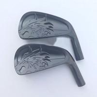 새로운 바바 마 머리 BB - 901 고품질 아이언 헤드 4-9P 실버 컬러 골프 클럽 헤드 무료 배송