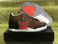 Casual 3 NRG JTH chocolate Black Sneakers Tinker Hatfield Sh...