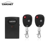 Universal Motorcycle Bike Alarm Clock Sistema inalámbrico Sensor Detector de alarma Lock 2 Control remoto Theft Protection 120db