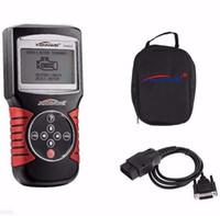 KW820 Car Auto OBD2 OBDII EOBD Leitor de Código de Falha do Scanner Ferramenta de Diagnóstico Do Motor