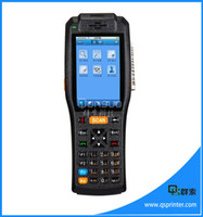 3. 5 inch smart mobile terminal with 3G , wifi , bluetooth , N...