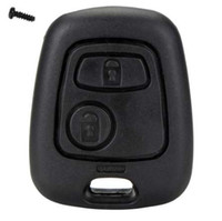 2 Кнопка дистанционного ключа Ключ автомобиля FOB Case Сменная крышка оболочки для Citroen C1 C2 C3 C4 XSARA Picasso Peugeot 107 207 307 D05