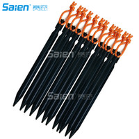 Outdoors 20X Aluminum Tri- Beam Tent Stakes - Made for Campin...