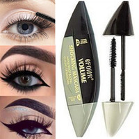 Dual-headed super-konzentrierten Mascara 2 * 10 ml 3D Wimperntusche Volumen Express Falsche Wimpern Make Up Wasserdichte Kosmetik Augen